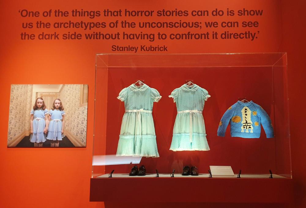 Stanley Kubrick, exhibition, design museum, Grady, Diane Arbus