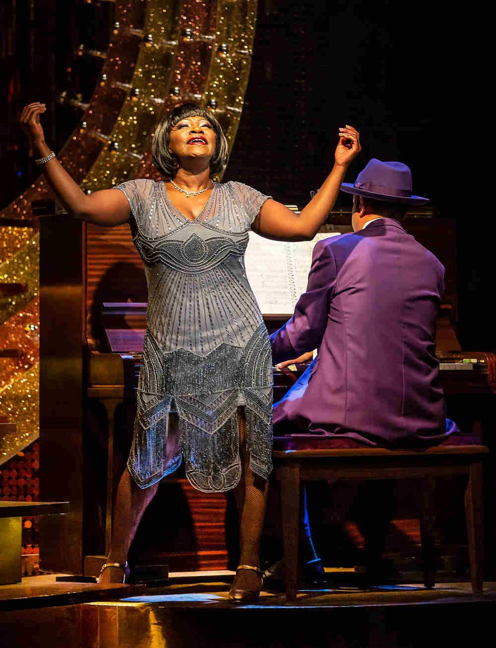 Ain't Misbehavin', Southwark Playhouse, review, Oti Mabuse, Tyrone Huntley
