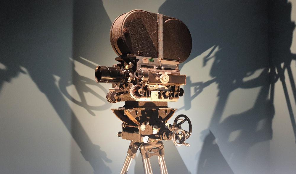 Stanley Kubrick, Design Museum, Mitchell BNC Camera Barry Lyndon