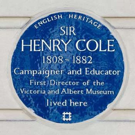 Henry Cole, Kensington, The Great Exhibition, Crystal Palace