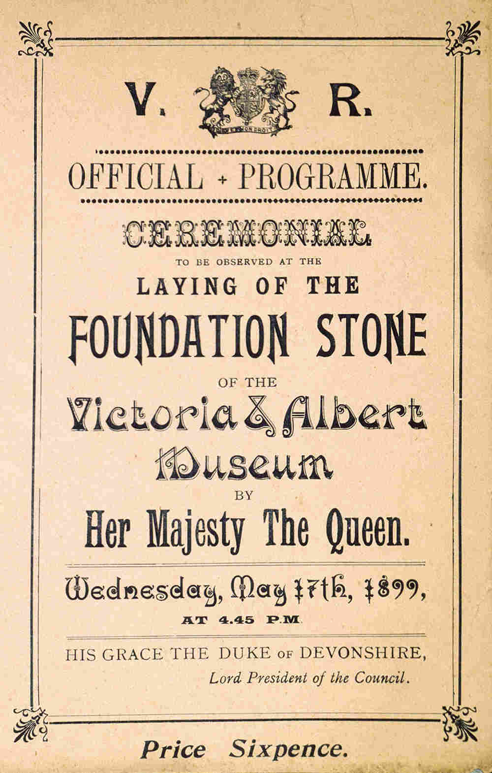 Queen, Victoria, Victoria and Albert Museum, V and A, opening, Victoria series 3