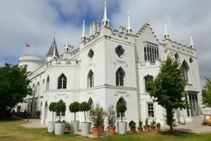 Strawberry Hill House, London, Horace Walpole
