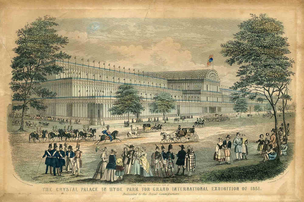 The Great Exhibition, Crystal Palace, Queen, Victoria, V and A, Victoria series 3