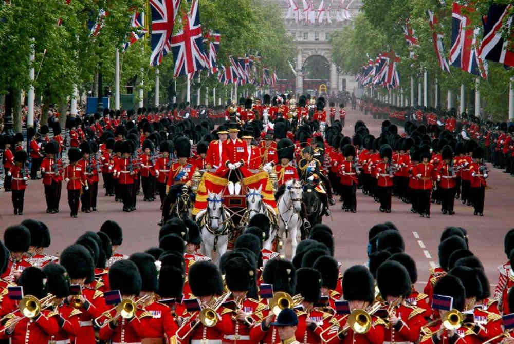 London, Summer Social Season, London season, things to do this summer in London, Trooping Colour, Royal London