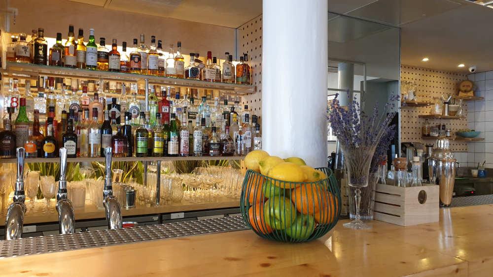 Pomona's, Notting Hill, bar