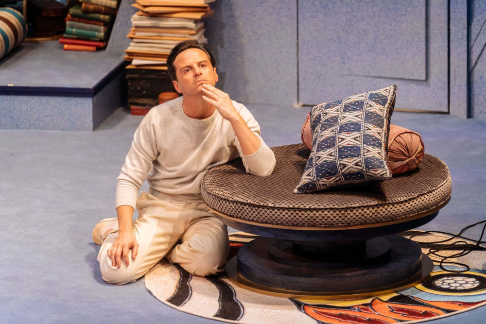 Present Laughter, Andrew Scott, Old Vic
