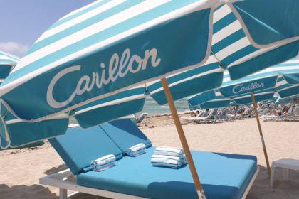 Carillon Hotel, Miami, Retreat