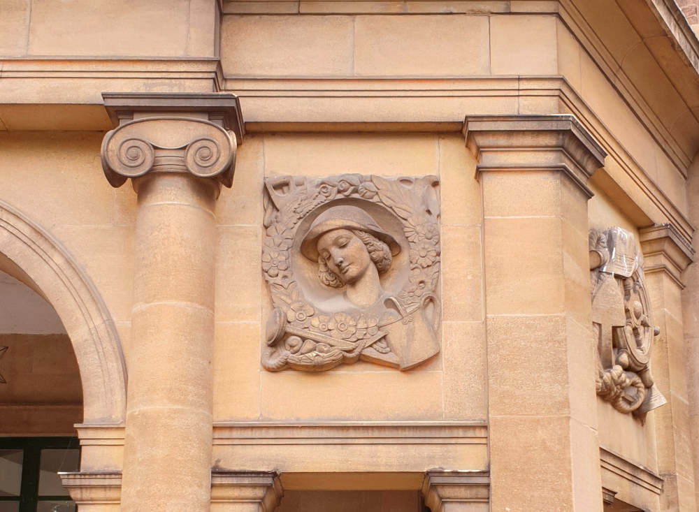 Eltham Palace, architecture, Seely Paget