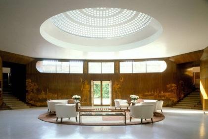 Eltham Palace, Art Deco London, English Heritage, Henry VIII, Courtauld