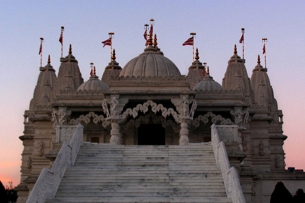 Neasden Temple, Shri Swaminarayan Mandir