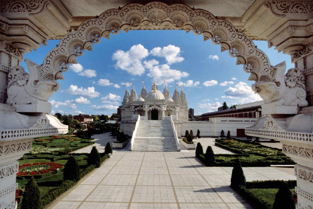 Neasden Temple Shri Swaminarayan Mandir