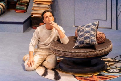Andrew Scott, Old Vic, Present Laughter