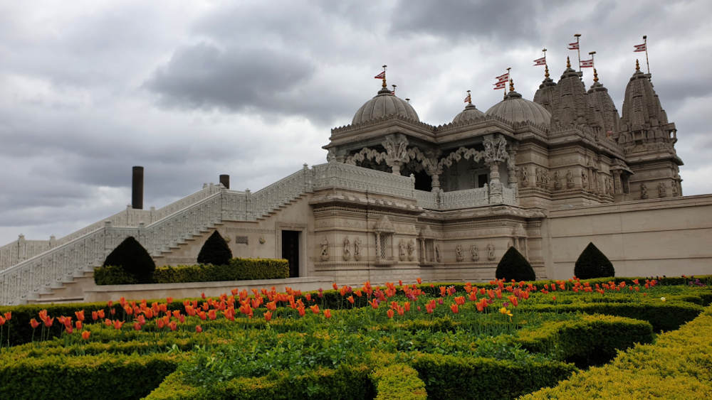 when to visit Neasden Temple