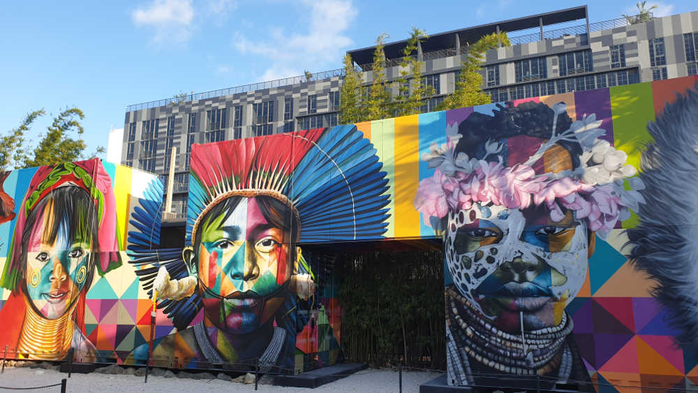 Eduardo Kobra, Wyndood Walls, Miami