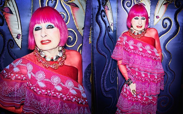 Zandra Rhodes Fashion and Textile Museum
