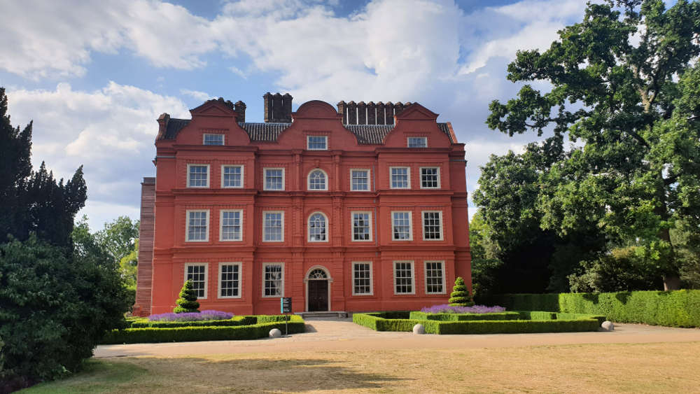 things to do in Kew Gardens when it rains, Kew Palace