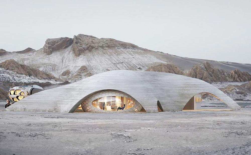 Moving to Mars, DesignMuseum