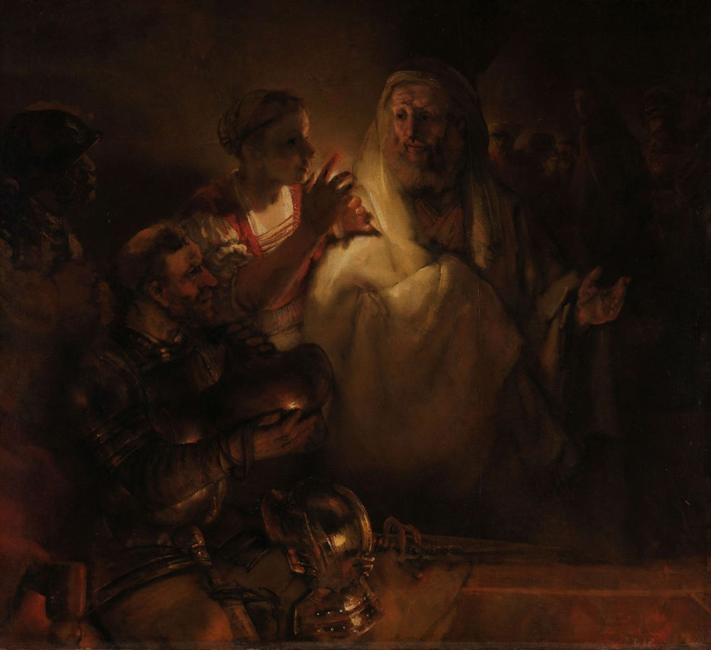Rembrandt, Dulwich Picture Gallery