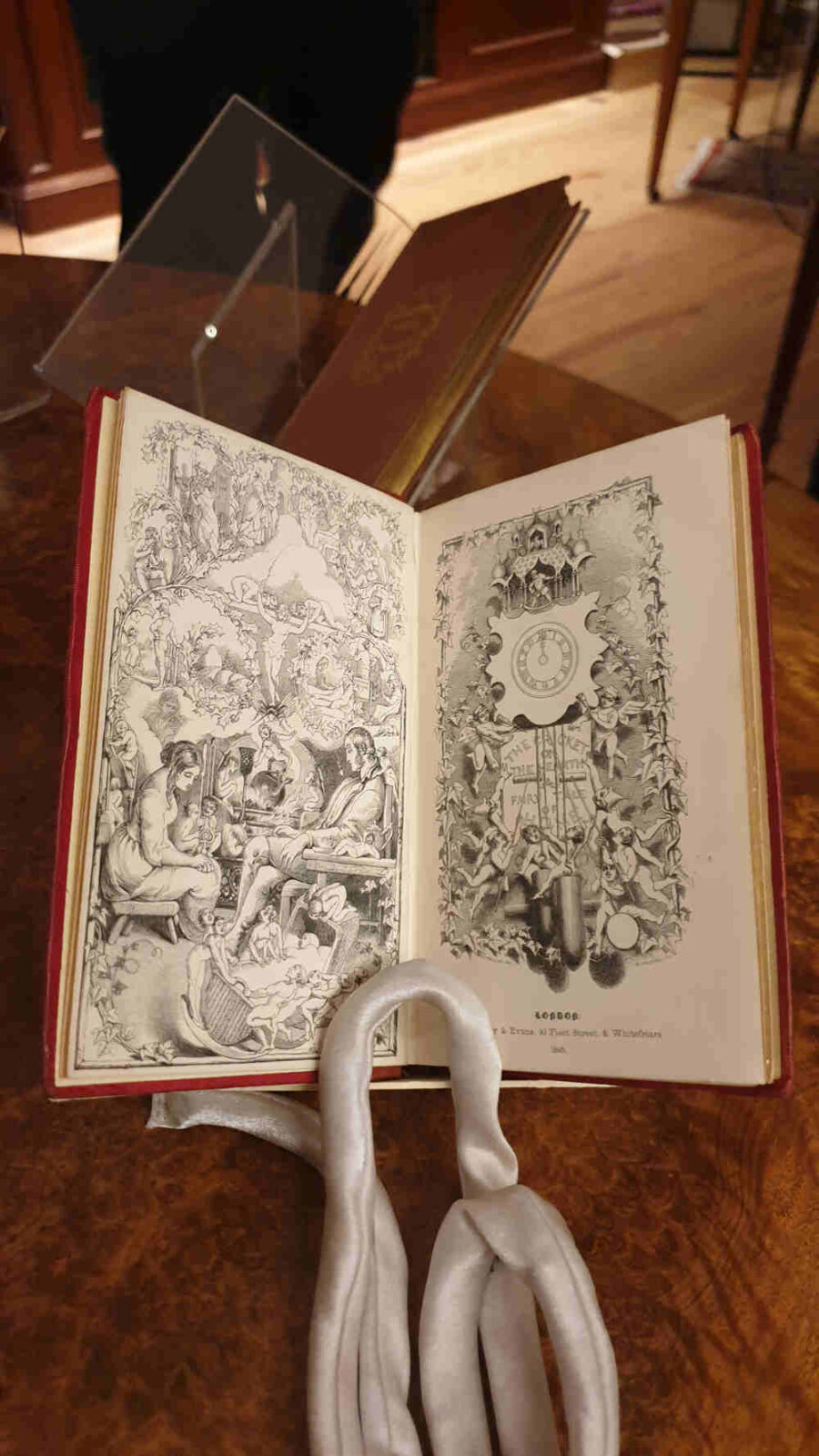 Charles Dickens Christmas books