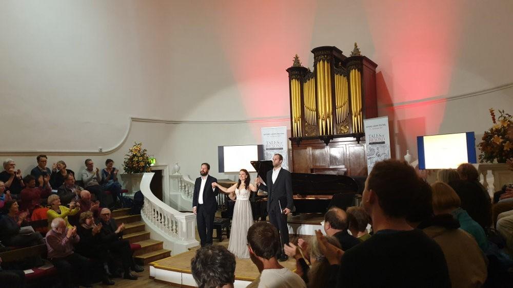 Oxford Lieder venues