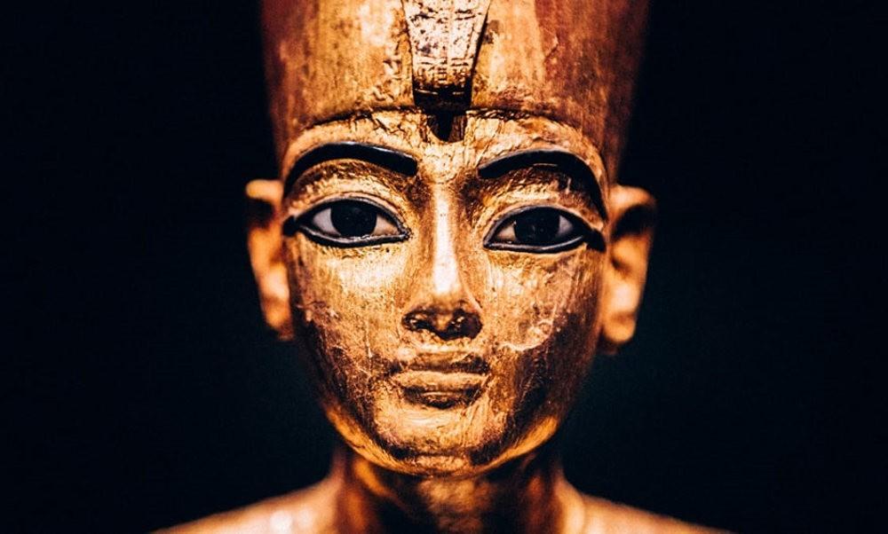 Tutankhamun London, Saatchi Gallery