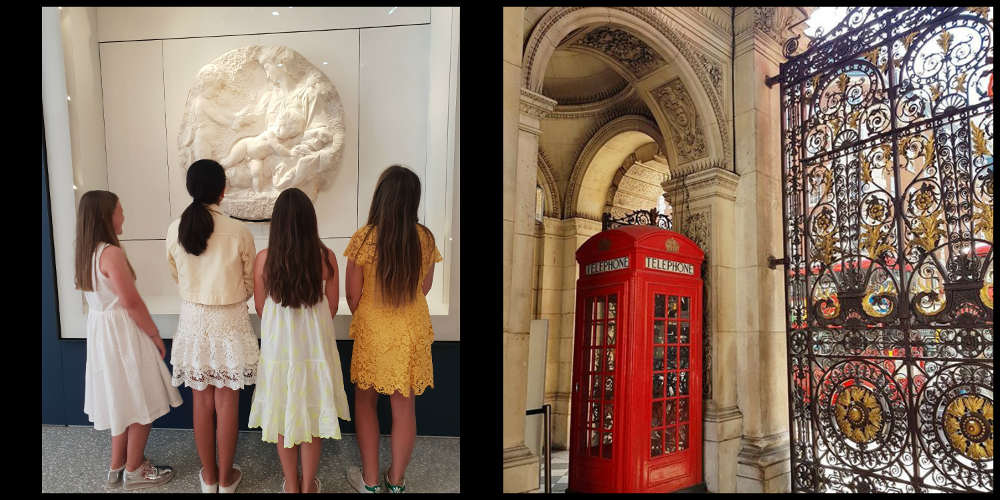 Things for kids to see at Royal Academy