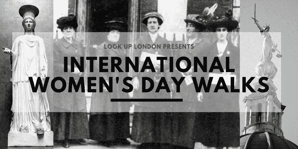 International Women's Day , LookUp London