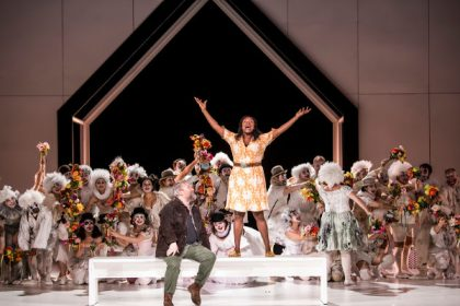 Luisa Miller at the English National Opera, ENO