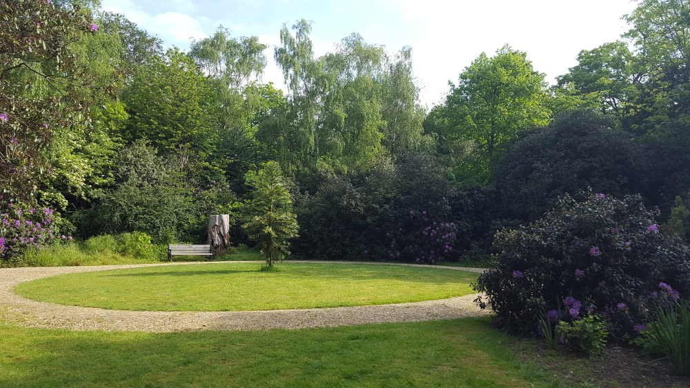 Chiswick House picnic