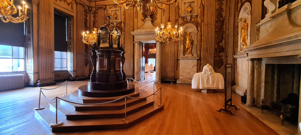 The Temple of the Four Great Monarchies of the World