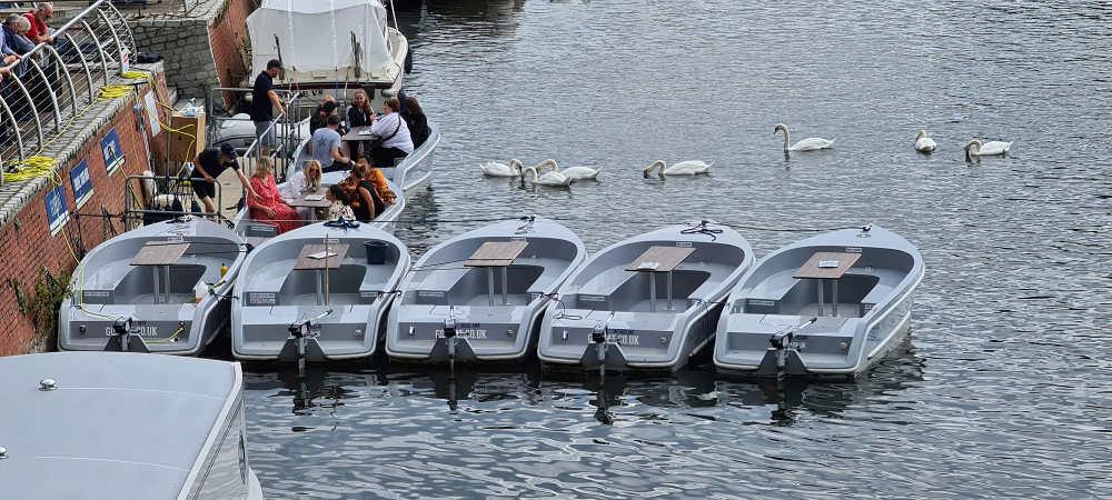 GoBoat Kingston, London