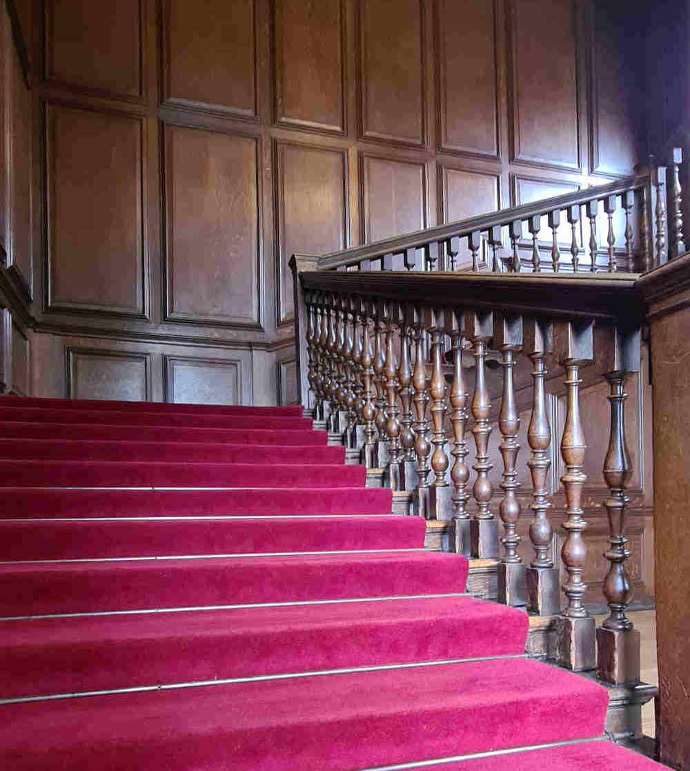 Queen's Staircase, Kensington Palace