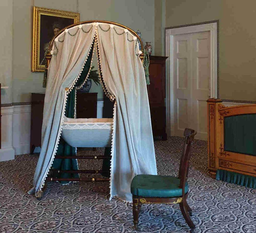Room Queen Victoria was born