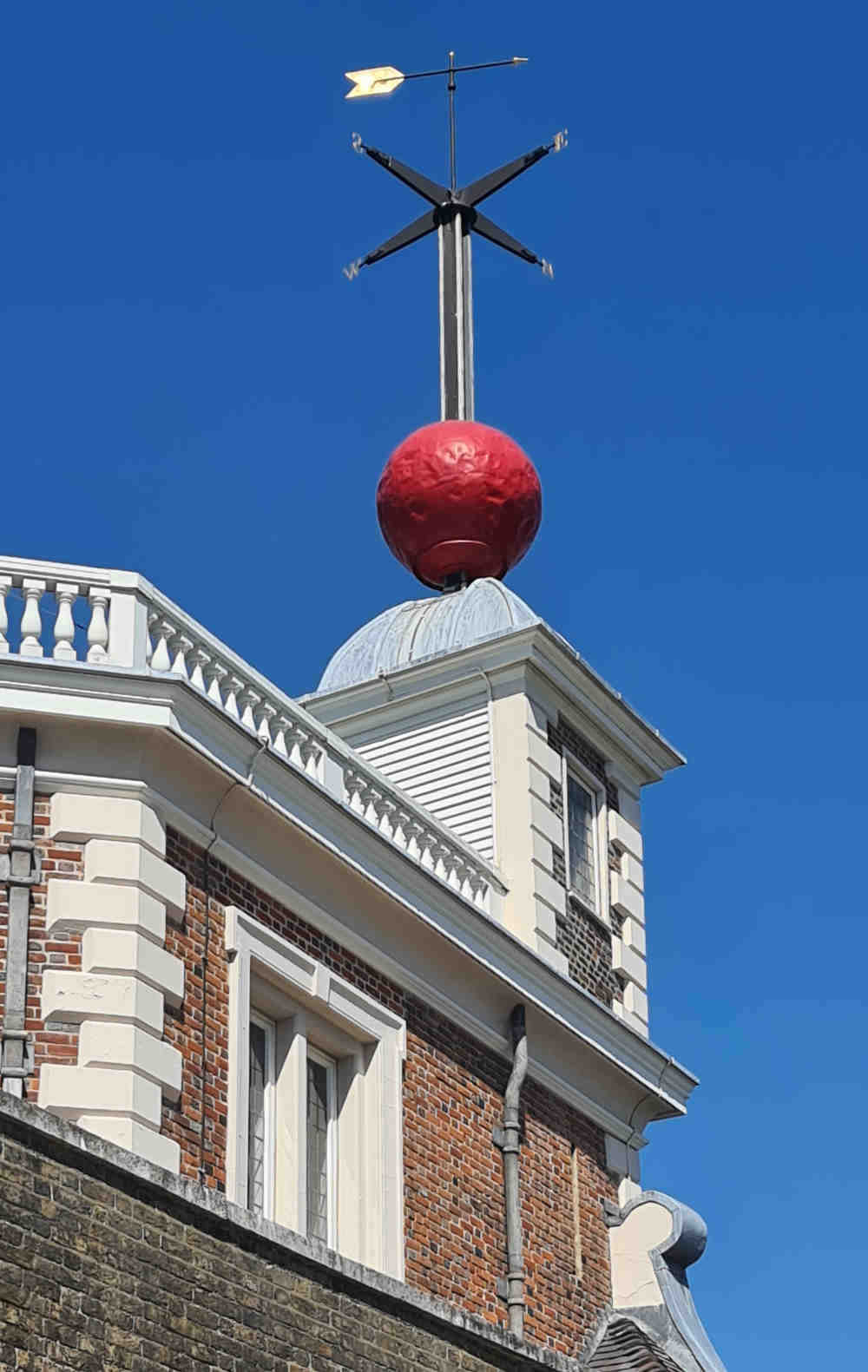 Royal Museums Greenwich, Time Ball, Royal Observatory
