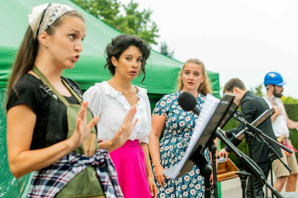 Waterperry Opera Festival, Cosi fan tutte