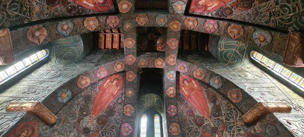 Watts Chapel, Mary Watts