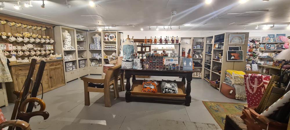 Watts Gallery shop