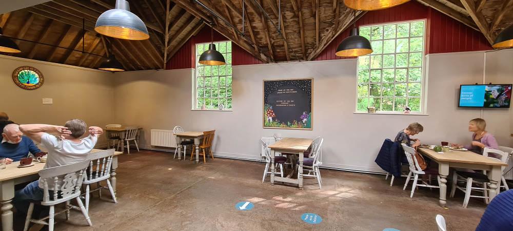 Watts tea room