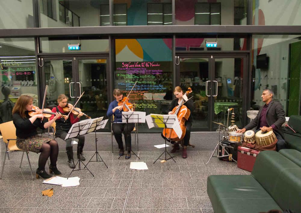 NW Live, Alkyona String Quartet