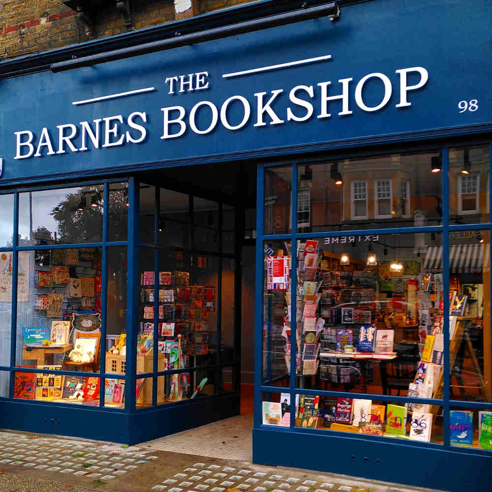 Where to buy books in London