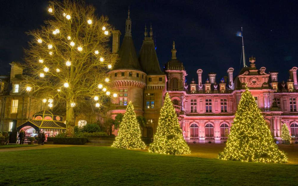 Waddesdon Manor this December