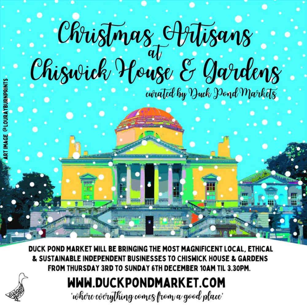 Christmas markets London 2020
