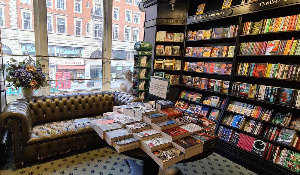 best independent bookshops in London
