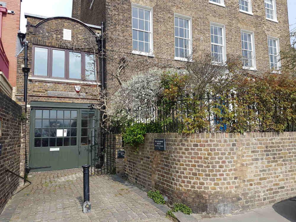 William Morris Society, Hammersmith