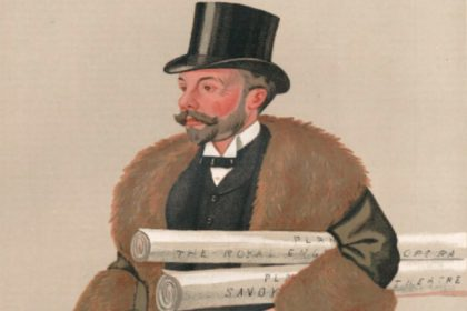 Richard D'Oyly Carte, Savoy Hotel, Gilbert and Sullivan