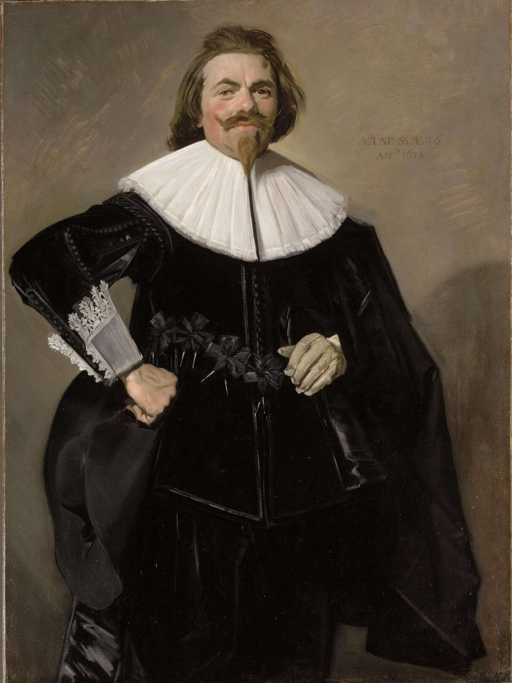 Tieleman Roosterman, Frans Hals, Laughing Cavalier