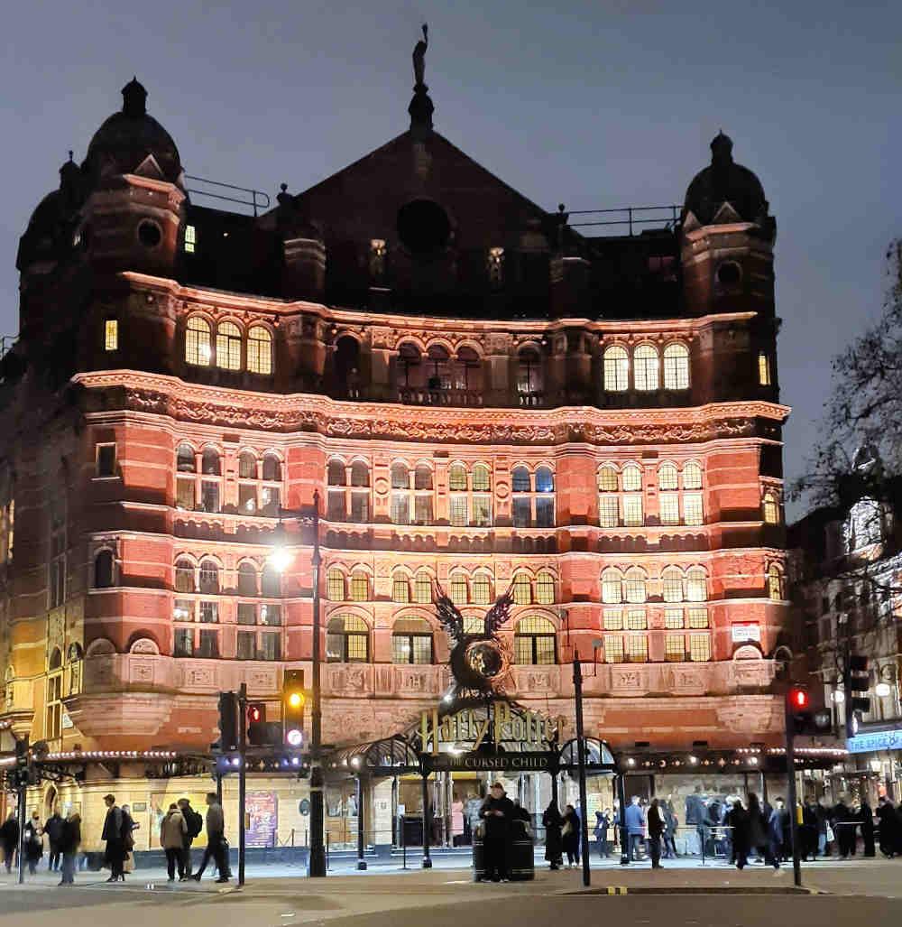 Palace Theatre London history