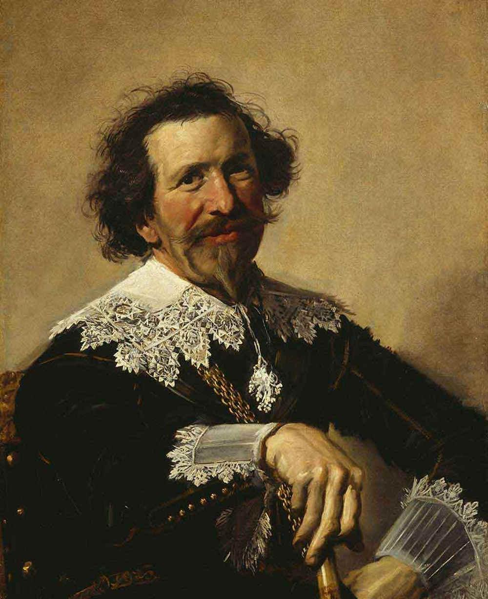 Pieter van den Broeke, Frans Hals, Kenwood House
