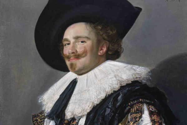 Laughing Cavalier, Wallace Collection