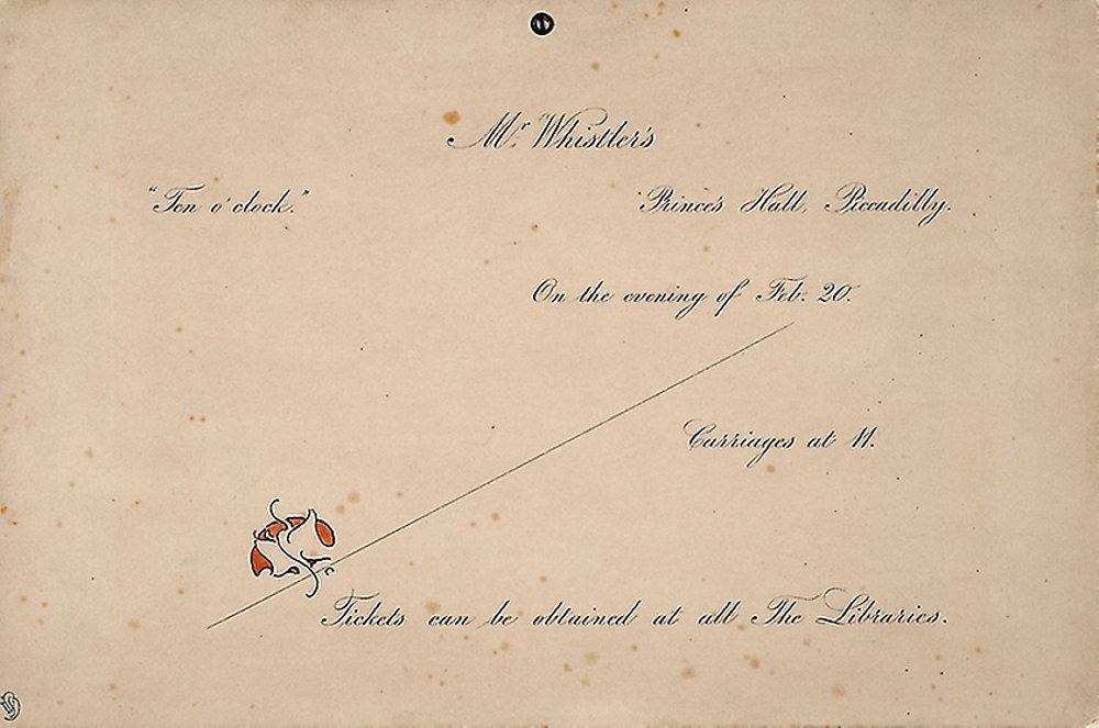 James McNeill Whistler, London